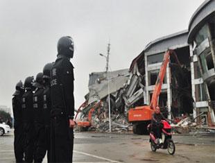 公安部下发文件:明令禁止公安民警参与征地拆迁等非警务活动