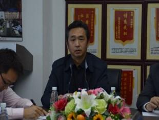 北京市海淀区司法局副局长谢伟